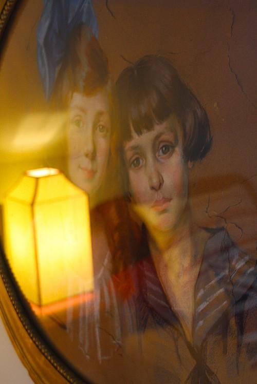 Gite de Charme, portrait Pastel