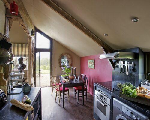 Location maison de vacances en Normandie
