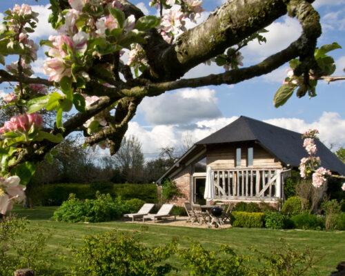 Location maison de vacances Normandie Deauville - La Vie de Cocagne