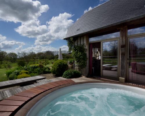 Maison d'hôtes de luxe Normandie Deauville - La Vie de Cocagne