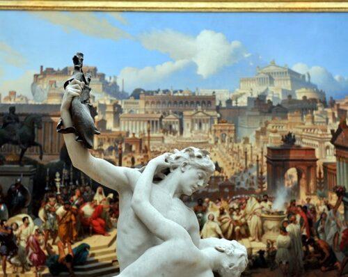Le musée des Beaux arts à Rouen Normandie - La Vie de Cocagne