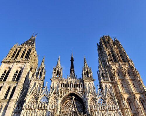 La cathédrale de Rouen Normandie - La Vie de Cocagne