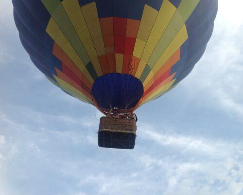 Vol en Montgolfière au dessus du bocage normand - La Vie de Cocagne