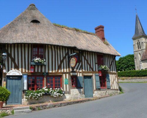 Villages typiques du pays d'Auge Normandie - La Vie de Cocagne