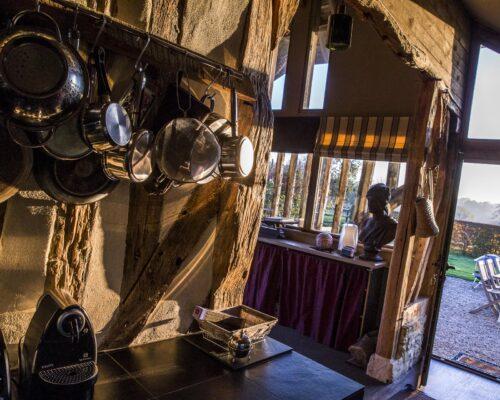 La Cuisine, la Vie de Cocagne gîte de luxe en Normandie