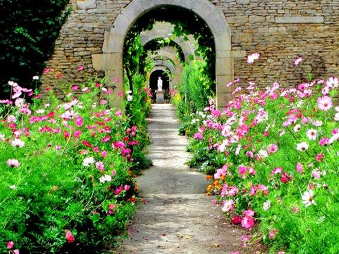 Mezidon canon parc et jardin du château de Canon - La Vie de Cocagne