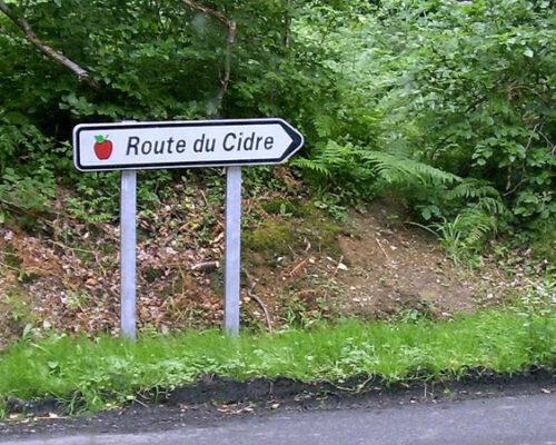 La route du cidre pays d'Auge Normandie - La Vie de Cocagne
