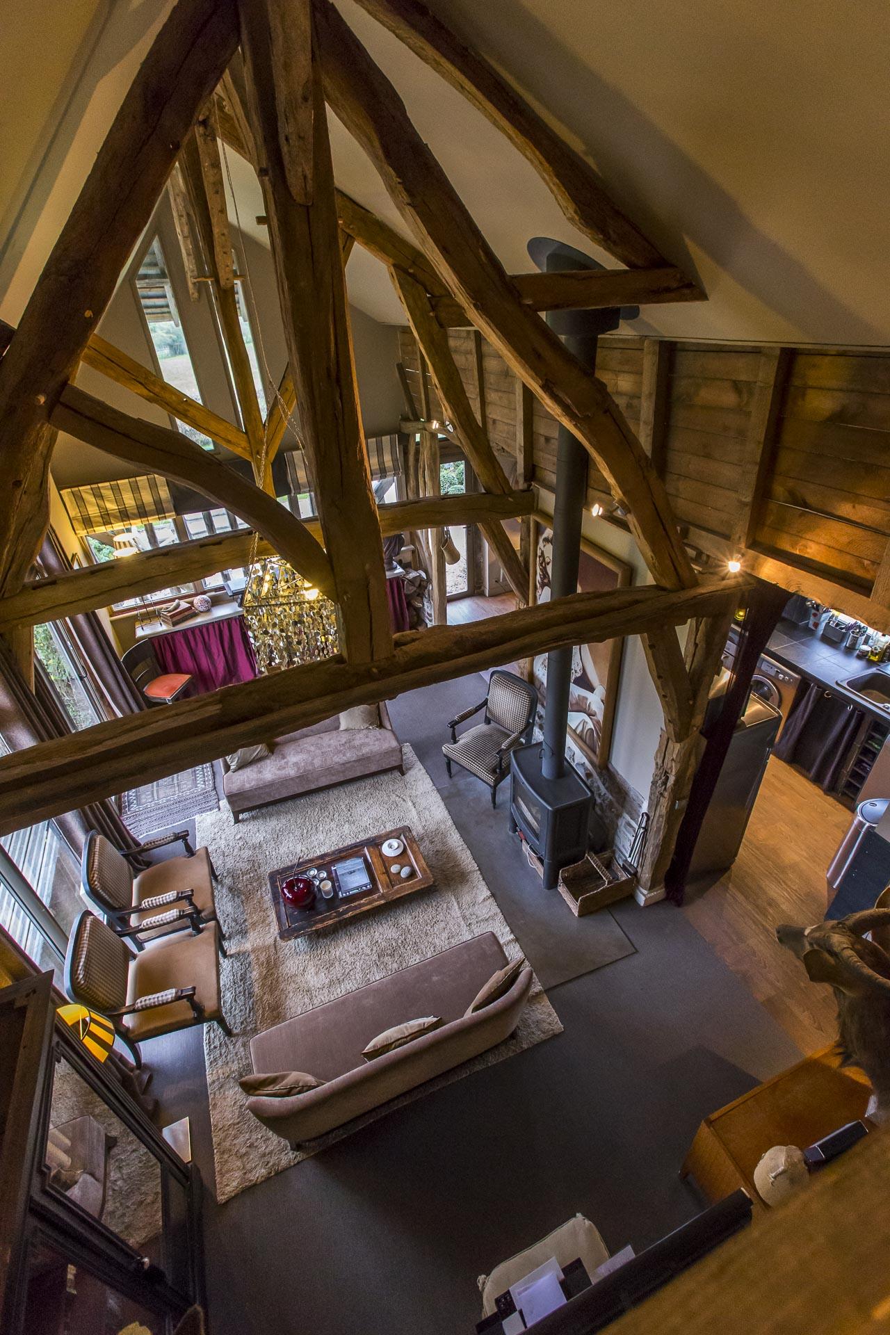 Location maison d h´tes de charme en Norman Deauville