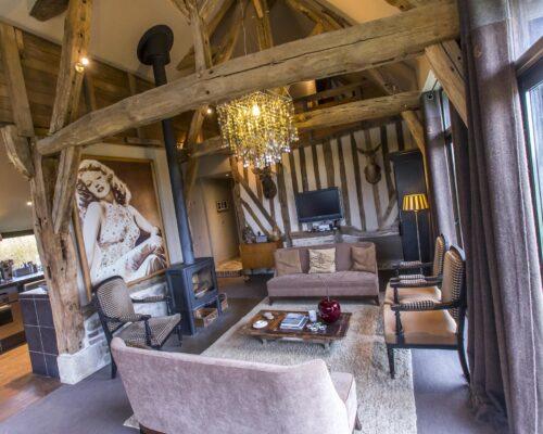 Location gite de luxe Deauville - La Vie de Cocagne