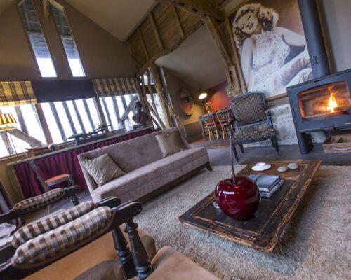 Location maison de vacances Deauville le salon - La Vie de Cocagne