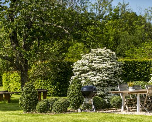 Jardin la Vie de Cocagne Gite de charme Normandie