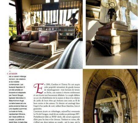 Le Salon gite de luxe deauville - La Vie de Cocagne