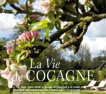 Gite de charme Normandie - La Vie de Cocagne
