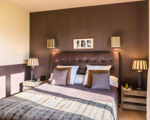 La Vie de Cocagne Normandy, the chocolate room